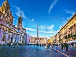 Photo de la ville de Rome
