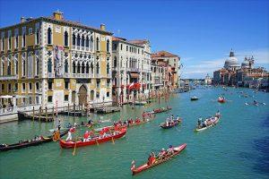Photo de la ville de Venise en Italy