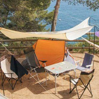 Vacances camping à Costa Brava