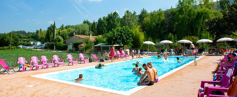 Reservation vacances au camping avec piscine dans les - Location gorge du verdon avec piscine ...