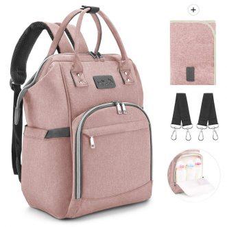 Pourquoi acheter un sac à dos à langer ?