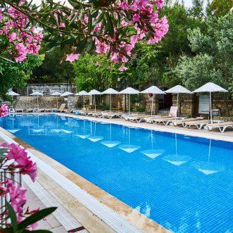 Top 3 des campings avec piscine chauffée au Pays Basque